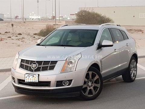 2012 Cadillac SRX V6