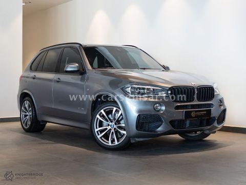 2016 BMW X5 xDrive 50i