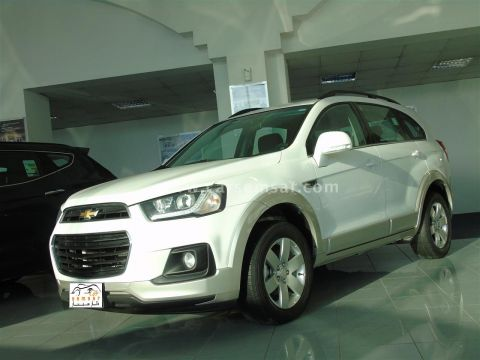 2017 Chevrolet Captiva 2.4 LT