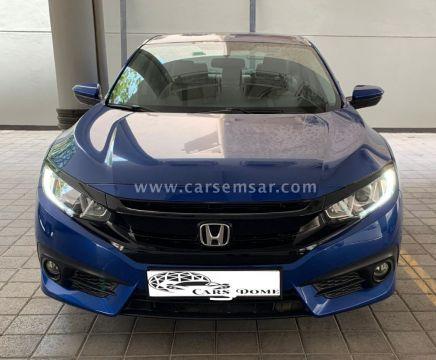 2019 Honda Civic LX Sport