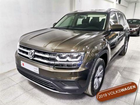2019 Volkswagen Teramont TSI