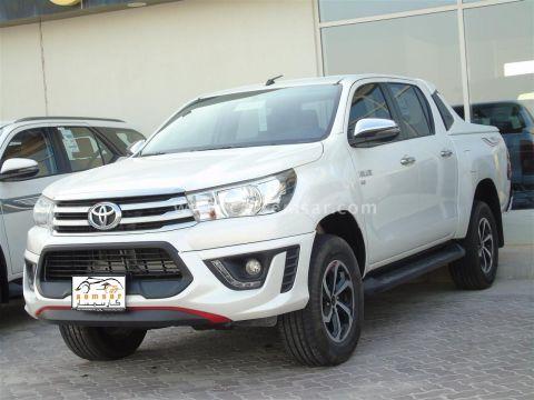 2019 Toyota Hilux 4.0 4x4 TRD
