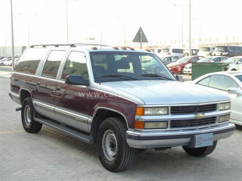 1997 Chevrolet Suburban LS 2500