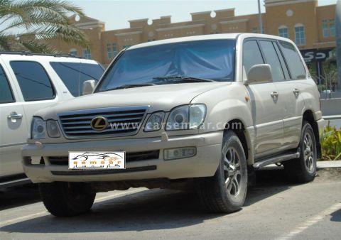 2003 لكزس ال اكس 470