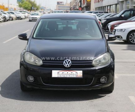 2012 Volkswagen Golf 1.6