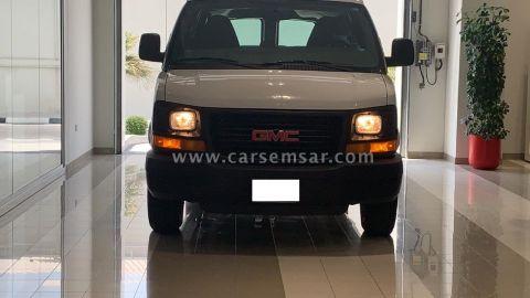 2015 GMC Savana Passenger Van 2500