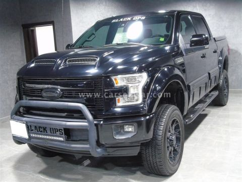 2017 Ford F-150 Black Ops Edition