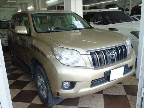 2013 Toyota Prado TXL V6