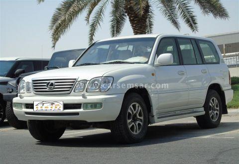 2004 لكزس ال اكس 470