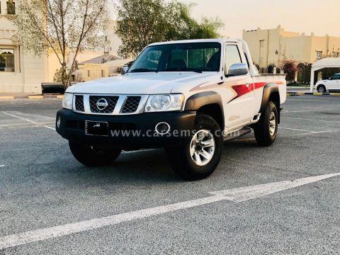 2016 Nissan Patrol SGL Pickup