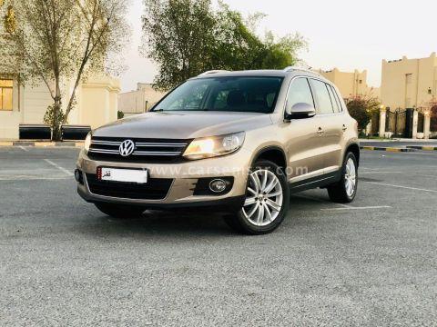 2016 Volkswagen Tiguan 2.0 TSI