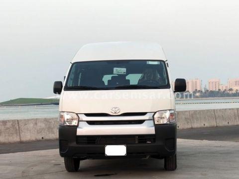 2021 Toyota Hi-Ace 2.7