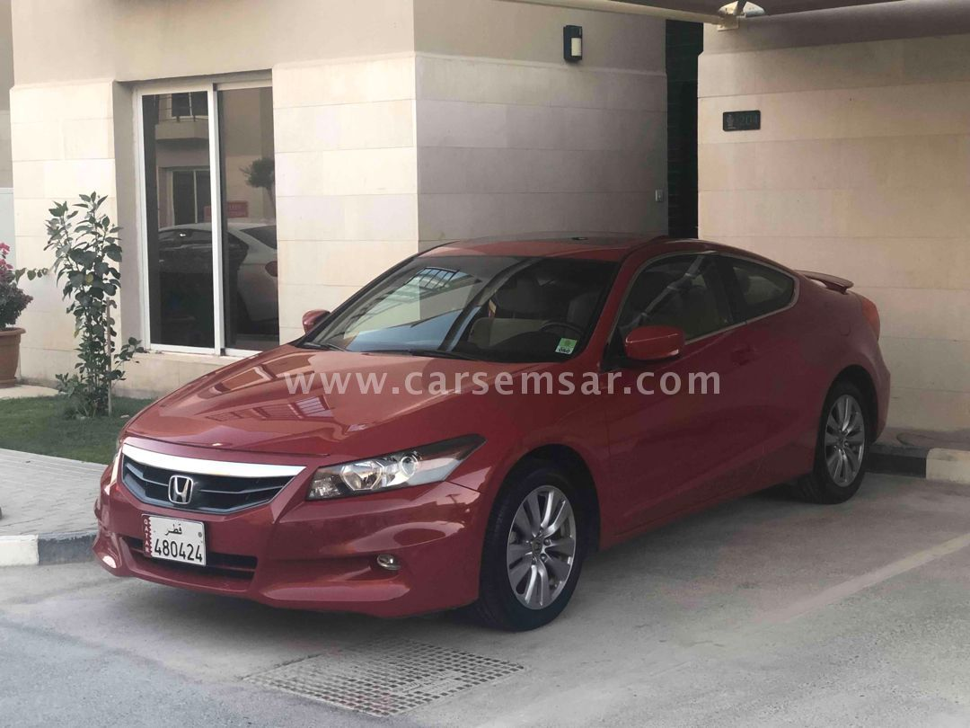 2012 Honda Accord Coupe For Sale In Qatar New And Used Cars For Sale In Qatar