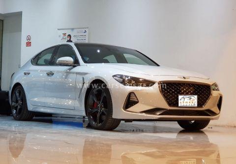 2020 Genesis G 70 Sport