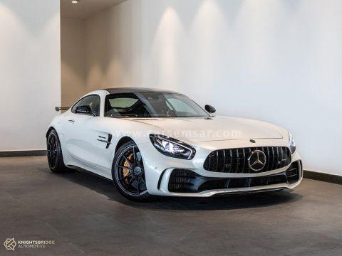 2018 Mercedes-Benz GTR AMG