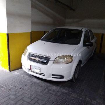 2009 Chevrolet Aveo 1.6