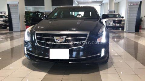 2015 Cadillac ATS 3.6