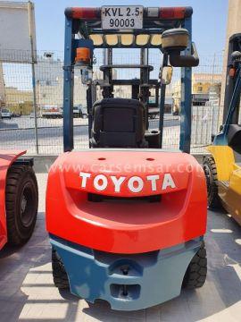2011 Toyota Forklift