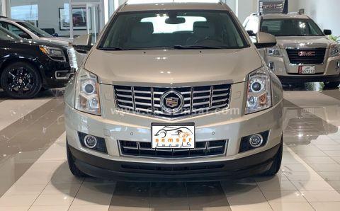 2016 Cadillac SRX 4 3.6