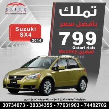 2014 Suzuki SX4 Sx4 1.6