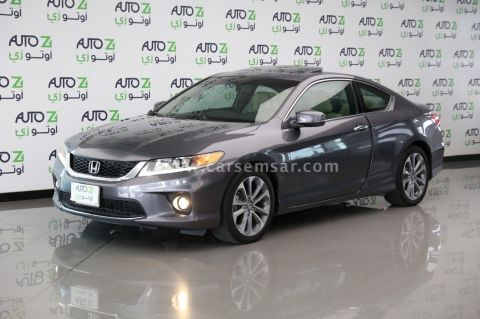 2015 Honda Accord Coupe V6