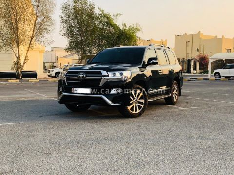2019 Toyota Land Cruiser VXS