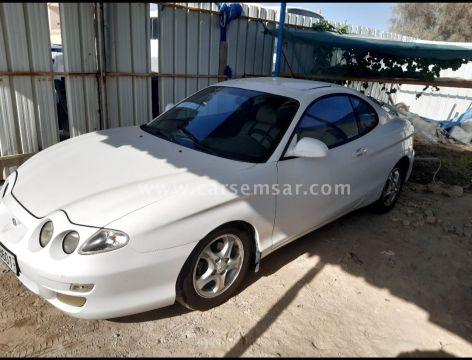 2001 هيونداي كوبيه 2.7 V6