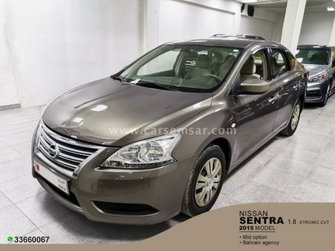 2015 Nissan Sentra 1.8