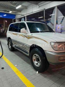 2006 Toyota Land Cruiser VXR Limited