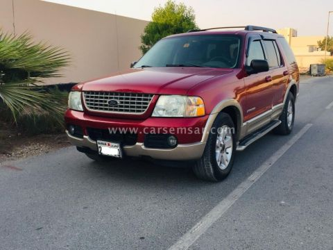 2005 Ford Explorer Limited 4.0 4x4