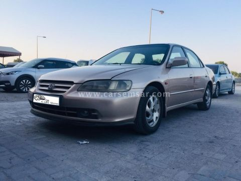 2002 Honda Accord 2.3 LXi