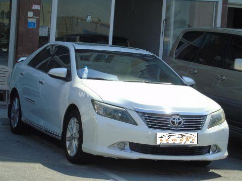 2013 Toyota Aurion Grande