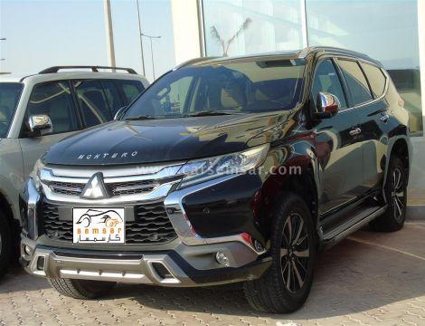 2017 Mitsubishi Montero Sport Limited