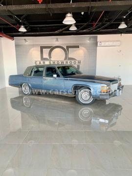 1989 Cadillac Brougham Elegance