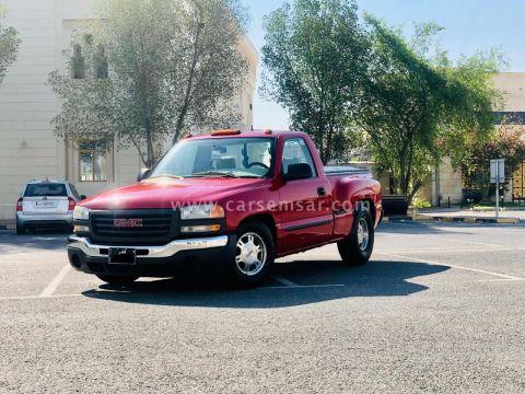 2006 GMC Sierra 1500 Regular Cab