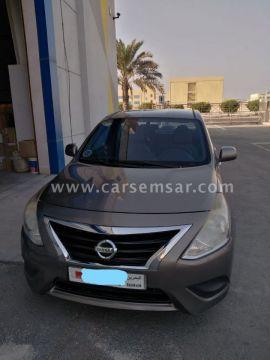 2015 نيسان صني 1 6 للبيع في البحرين سيارات البحرين للبيع على كار سمسار