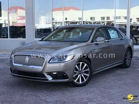 2020 Lincoln Continental For Sale In Qatar New And Used Cars For Sale In Qatar