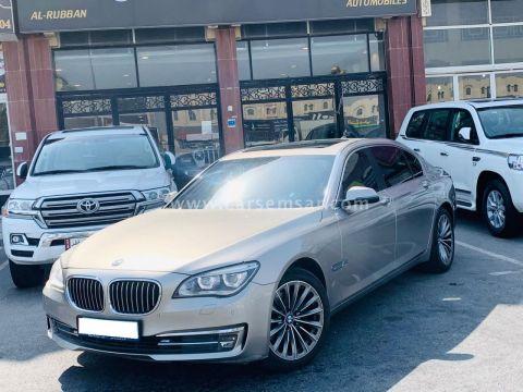 2014 BMW 7-Series 730Li