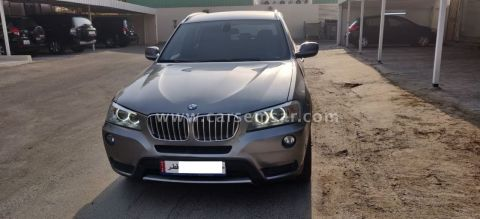 2011 BMW X3 xDrive 30i
