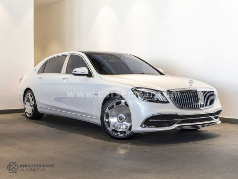 2016 Mercedes-Benz S-Class S 600 Maybach