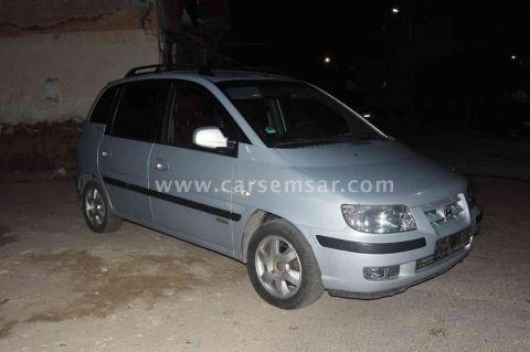 2004 Hyundai Matrix 1.6
