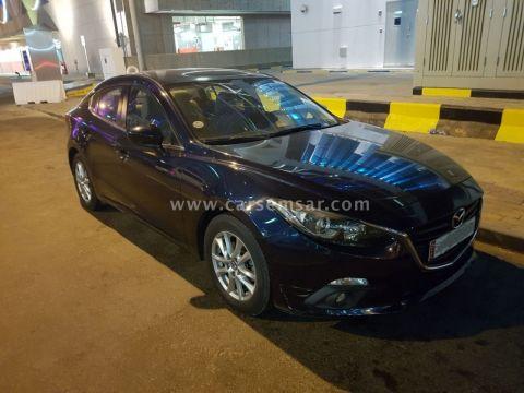 2016 Mazda 3 1.6