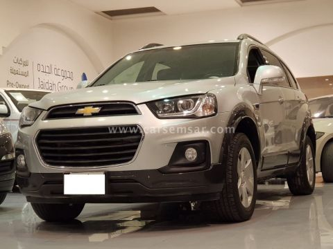 2017 Chevrolet Captiva 2.4 LS