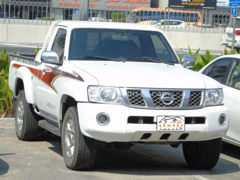 2014 Nissan Patrol SGL Pickup