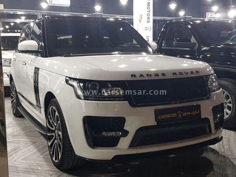 2017 Land Rover Range Rover Vogue Supercharged SE