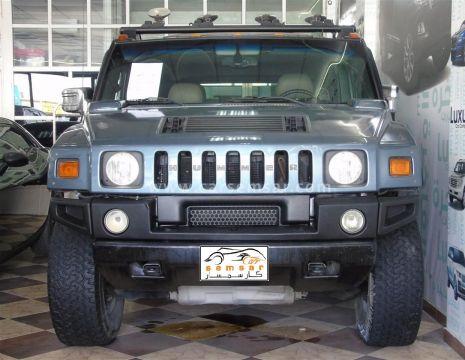 2006 Hummer H2 SUV Sport Utility
