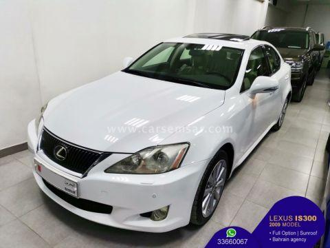 2009 Lexus IS 300