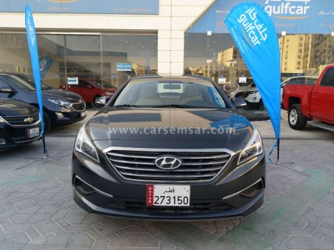 2017 Hyundai Sonata 2.0 MPI 6AT