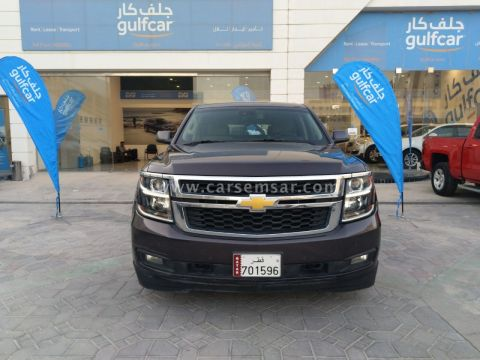 2016 Chevrolet Suburban LS 4x2 5.3L V8 AT