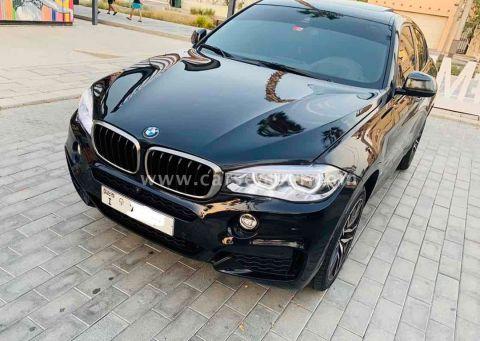 2018 BMW X6 5.0 Sport
